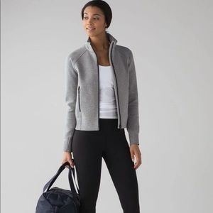Lululemon NTS Jacket Gray 2